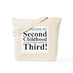 Third Childhood Tote Bag