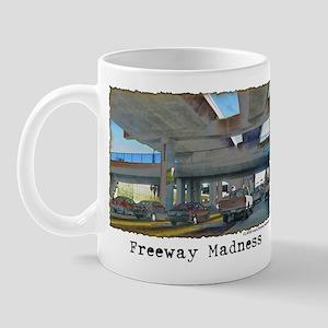 Freeway Madness Mug