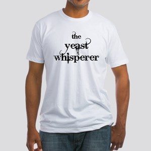 Yeast Whisperer Fitted T-Shirt