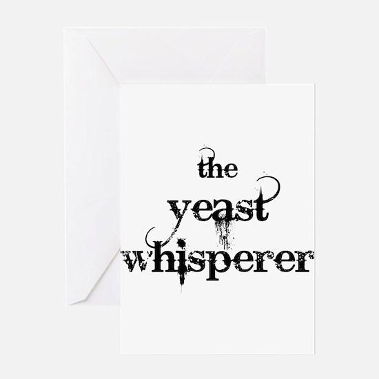 Yeast Whisperer Greeting Card
