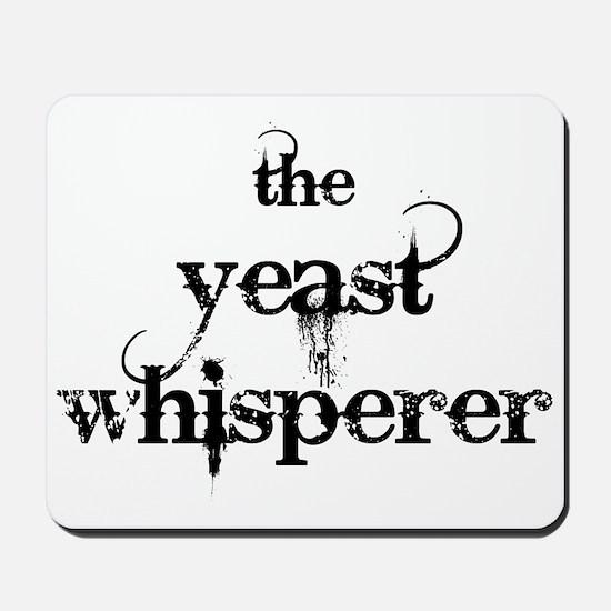 Yeast Whisperer Mousepad