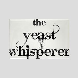 Yeast Whisperer Rectangle Magnet