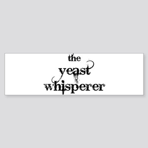Yeast Whisperer Sticker (Bumper)