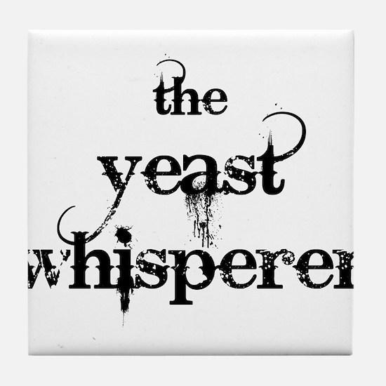 Yeast Whisperer Tile Coaster