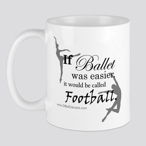 """If Ballet Was"" 2-sided Mug"