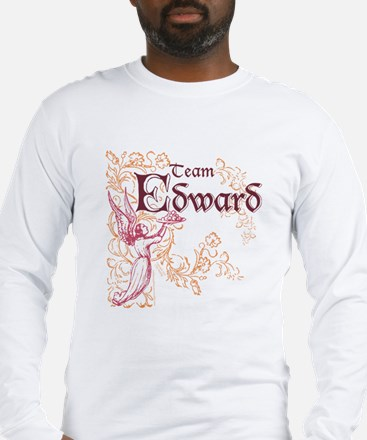 Team Edward Eclipse Long Sleeve T-Shirt