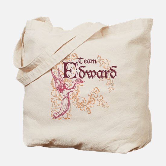 Team Edward Eclipse Tote Bag