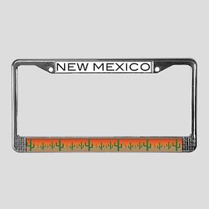 NM License Plate Frame