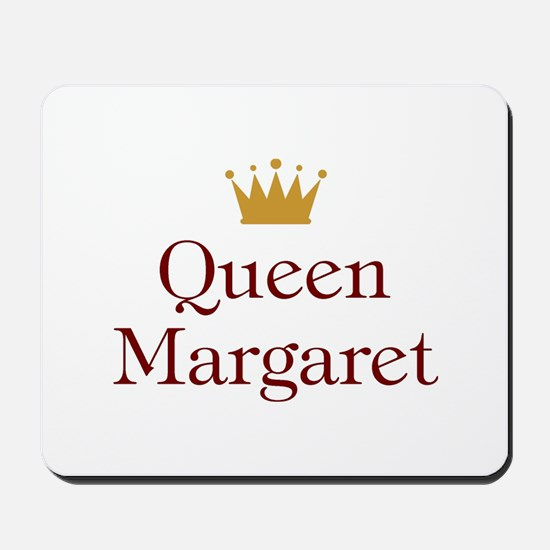 Queen Margaret Mousepad