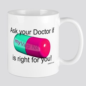 Ask your Doctor (myVagiNA)