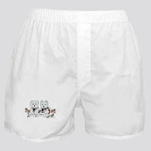 West Highland White Terriers Boxer Shorts