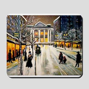 City Hall Mousepad
