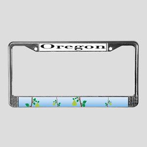 OR License Plate Frame