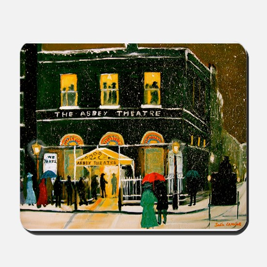 The Abbey Theatre Mousepad