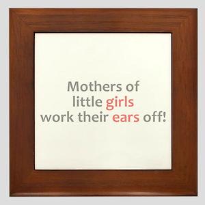 Mothers Framed Tile