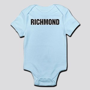 Richmond, Virginia Infant Creeper