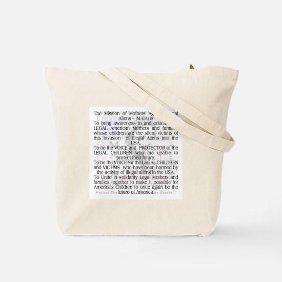 MAIA Mission Bag
