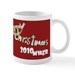 MWCR 2010 Cocoa Mug for Christmas