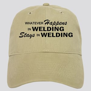 Whatever Happens - Welding Cap