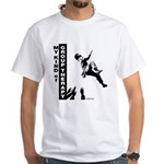Group Therapy White T-Shirt