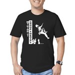 Group Therapy Men's Fitted T-Shirt (dark)