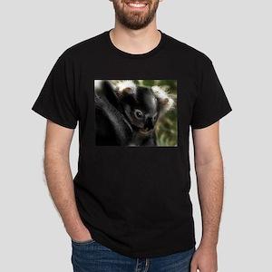 Koala Bear Black T-Shirt