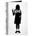 Peace Girl Gift Gear Journal