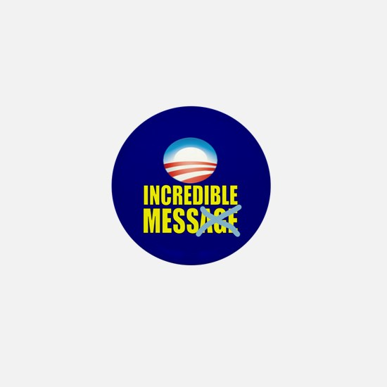 Incredible Mess Mini Button (10 pack)