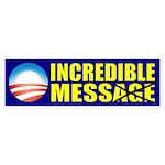 Incredible Mess Sticker (Bumper 10 pk)