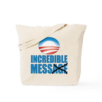 Incredible Mess Tote Bag