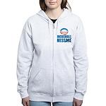 Incredible Mess Women's Zip Hoodie
