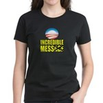 Incredible Mess Women's Dark T-Shirt
