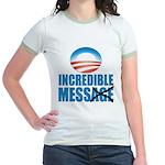 Incredible Mess Jr. Ringer T-Shirt