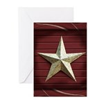 Star Americana Greeting Cards (Pk of 10)