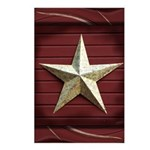 Star Americana Postcards (Package of 8)