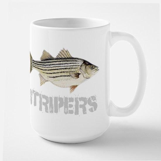 Fat Stripers Large Mug