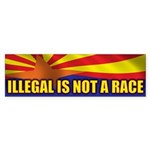 Illegal Sticker (Bumper 50 pk)