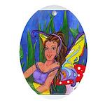 Shoome Fairy Ornament (Oval)