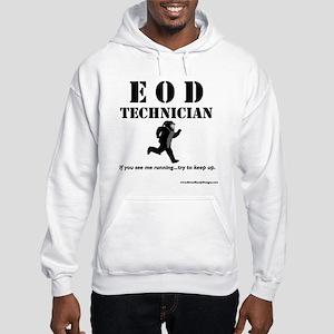 EOD Technician Hooded Sweatshirt