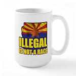 Illegal Large Mug