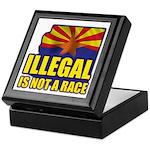 Illegal Keepsake Box