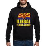 Illegal Hoodie (dark)