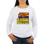Illegal Women's Long Sleeve T-Shirt