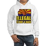 Illegal Hooded Sweatshirt