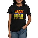 Illegal Women's Dark T-Shirt