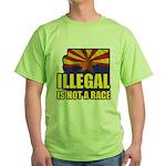 Illegal Green T-Shirt