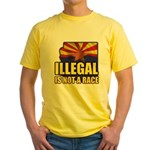 Illegal Yellow T-Shirt
