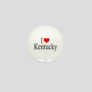 I Heart Kentucky Mini Button