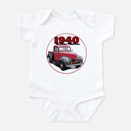 The 1940 Pickup Infant Bodysuit