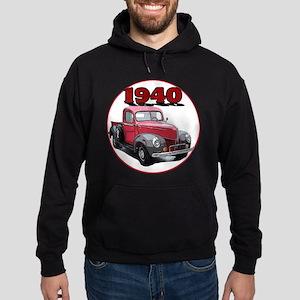 The 1940 Pickup Hoodie (dark)